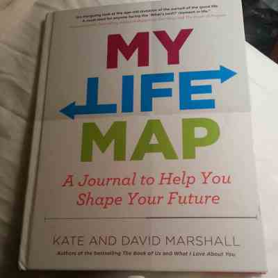 The Houseful Reads: My Life Map
