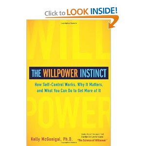 The Houseful Reads: The Willpower Instinct