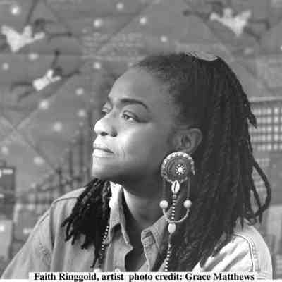 Houseful Of Black History | Faith Ringgold – Artist