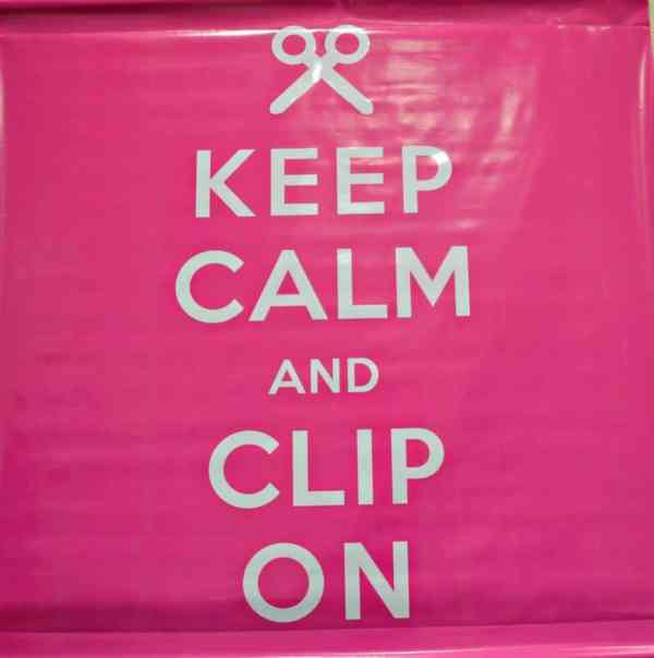 Keep Calm and Clip On Box Tops for Education