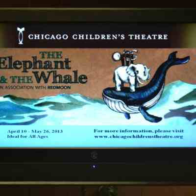 Chicago Children's Theatre Presents: The Elephant and The Whale