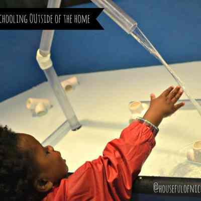 Creative Homeschooling Outside of the Home