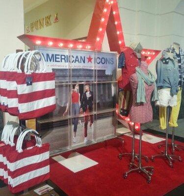 Macy's Celebrates American Icons