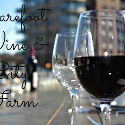 Barefoot Wine Honors Ken Dunn of City Farm Chicago