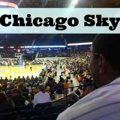 The Chicago Sky Home Opener: As Told by Mr. Houseful