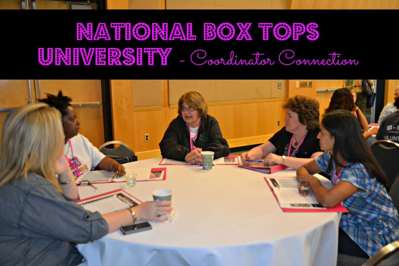 National Box Tops University Coordinator Connection