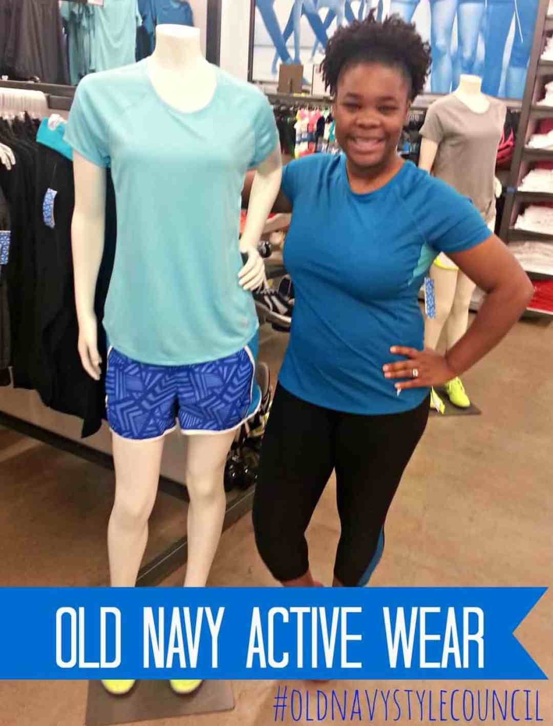 Old Navy Style Council Active Wear
