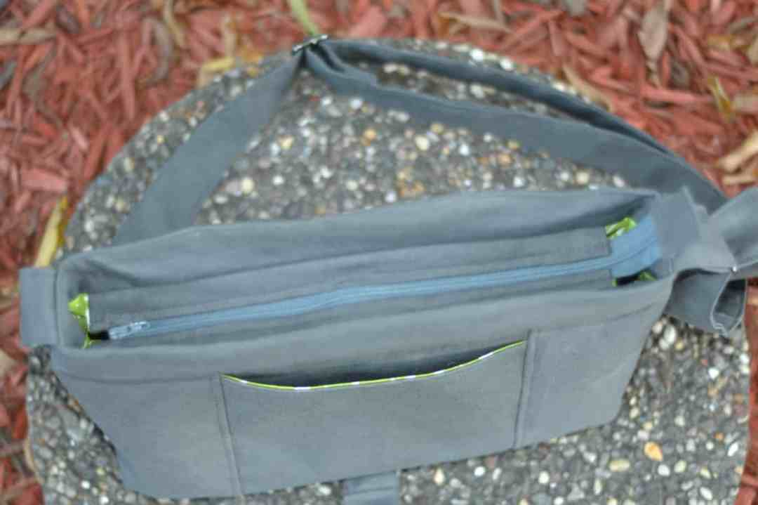 Michelle Patterns Medium Messenger Bag