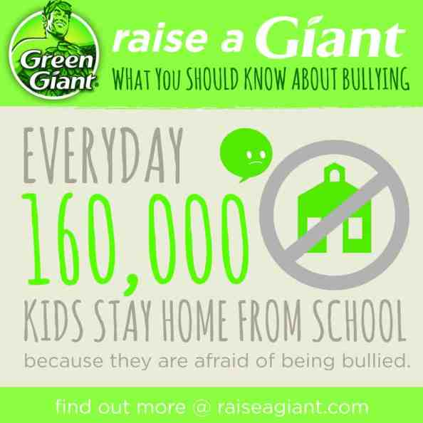 Raise A Giant with Green Giant
