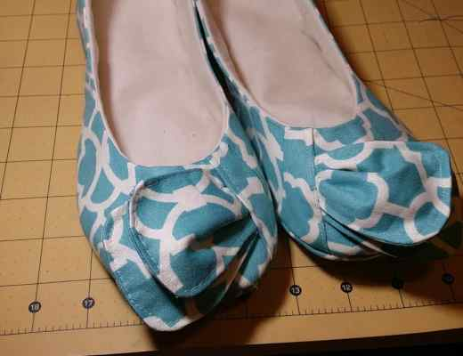 Elizabeth Women Shoes - I Think Sew