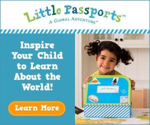 Little Passports 15%  Off Until 12/17