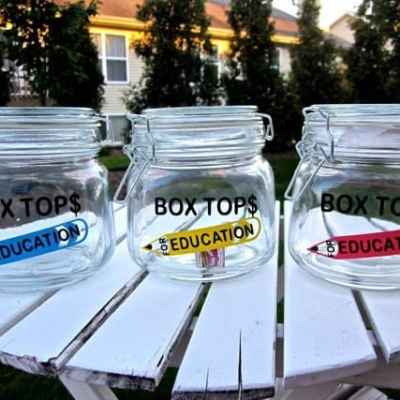 Box Tops For Education Spring Submission – March 1st