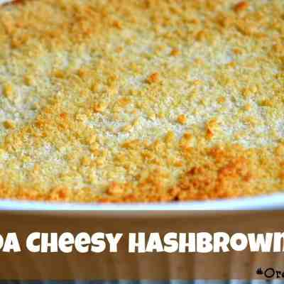 Spreading Charity one Ore-Ida Cheesy Hash Brown Bake at a Time