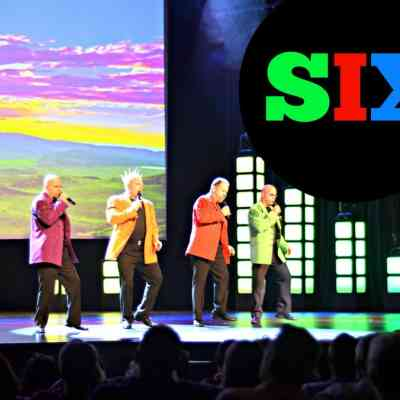 SIX Show Sizzles When You #ExploreBranson