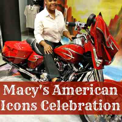 Celebrate America with Macy's American Icons #AmericanIcons