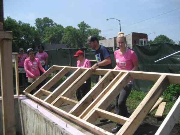 #CHIWomenBuild Day 2