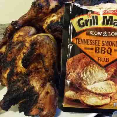 Grilling Up Goodness With McCormick Grill Mates Seasoning