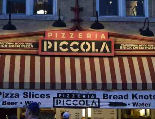 Pizzeria Piccola Wauwatosa Wisconsin HFON