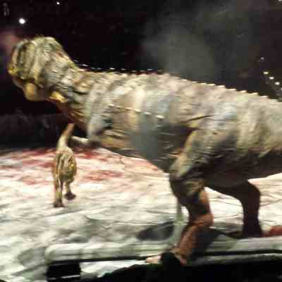 Walking With Dinosaurs Provides a Roaring Good Time