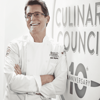 Chef Rick Bayless Is Here To Get the Party Started