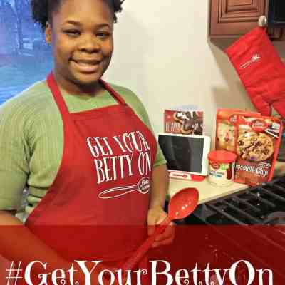 Let's Get Baking for the Holidays #GetYourBettyOn