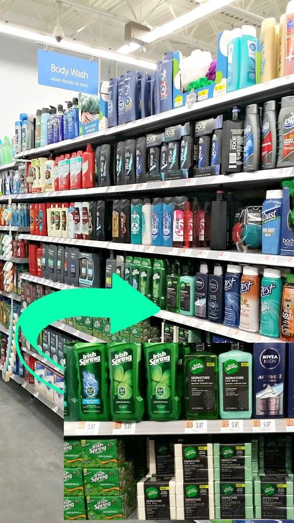 Irish-Spring-Signature-For-Men-Walmart-Aisle