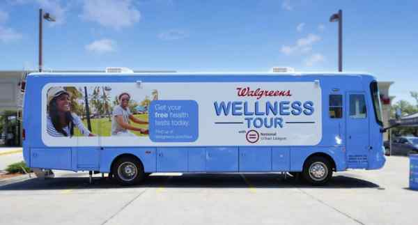 Walgreens Wellness Tour