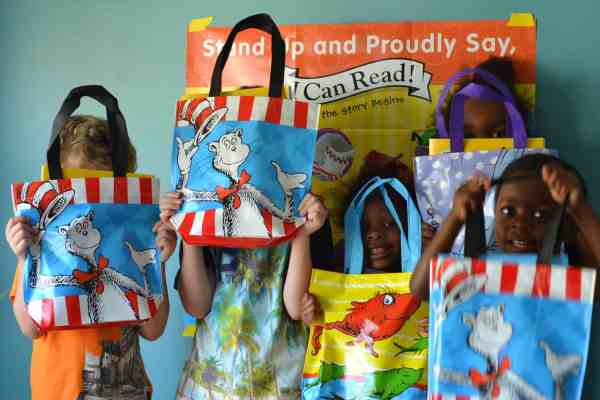 PBS Kids Summer Reading Party