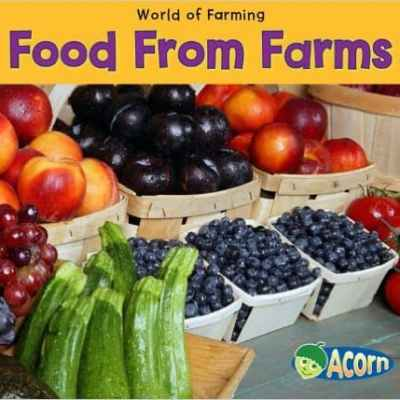 Ten Books to Help With Agriculture and Farming Talks
