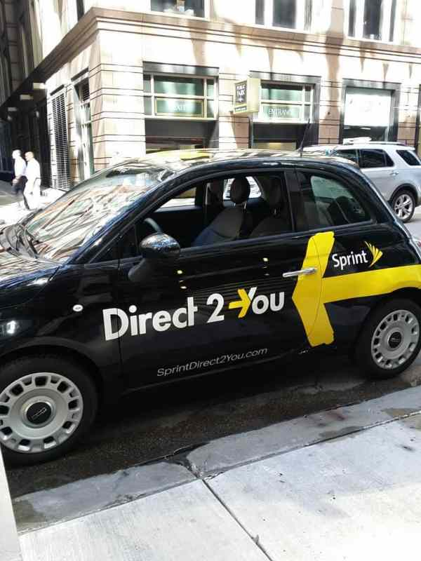 Sprint's Direct 2 You Service