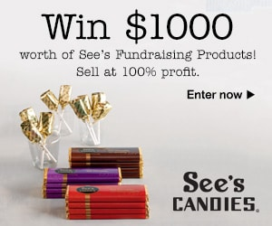 See's Candies $1000 Fundraiser
