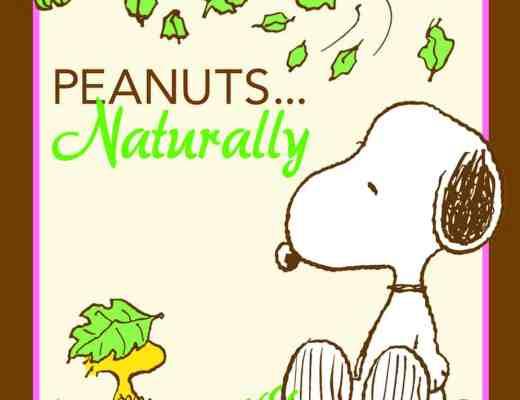 Peanuts...Naturally