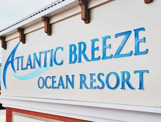 Atlantic Breeze Ocean Resort North Myrtle Beach, SC