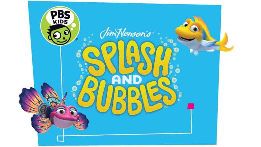 Splash and Bubbles on PBS