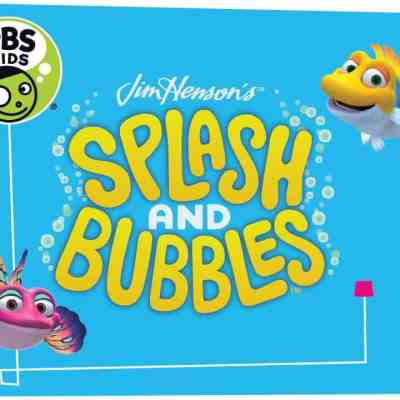 Splash and Bubbles Dives Into the PBS Lineup!