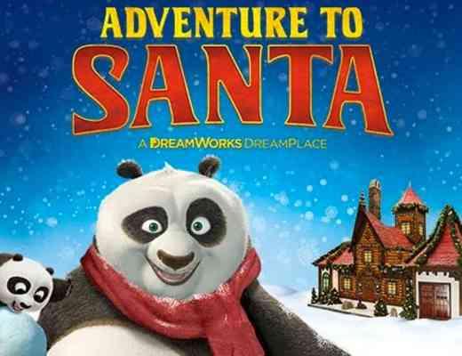 Adventure to Santa