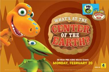 What's at the Center of the Earth? - Dinosaur Train