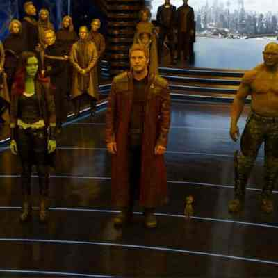 Two New Extended Looks: Guardians of the Galaxy and Pirates of the Caribbean