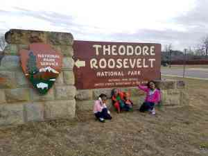 Theodore Roosevelt National Park #TrippingWithMyDaddy