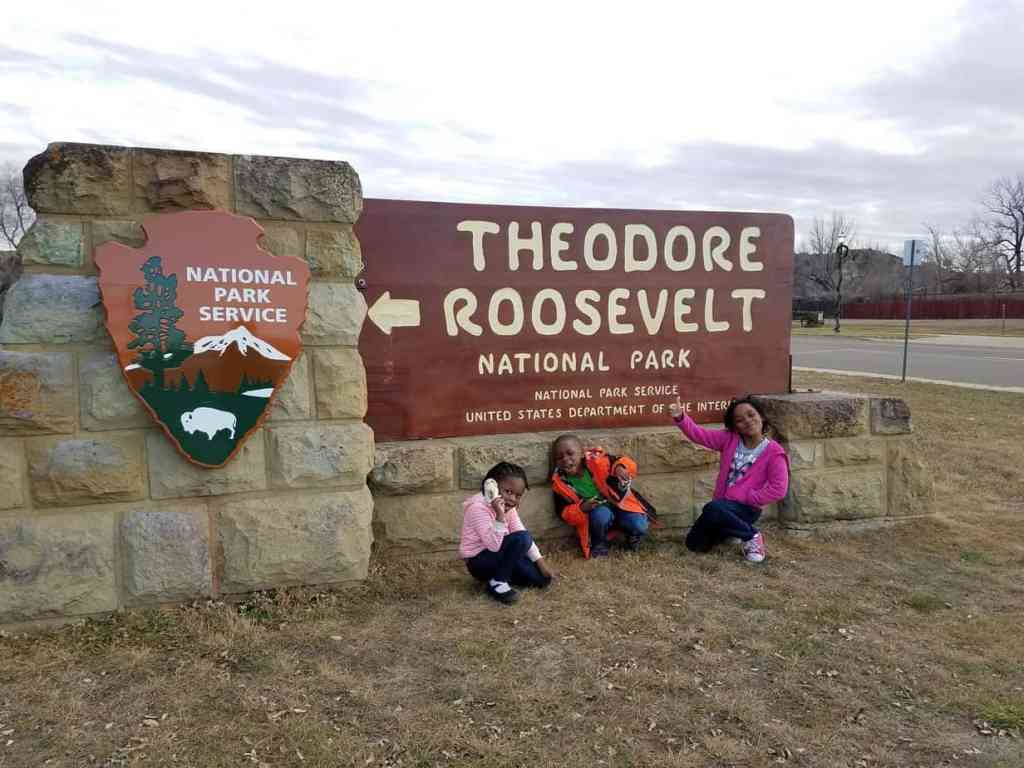 Theodore Roosevelt National Park Vacation