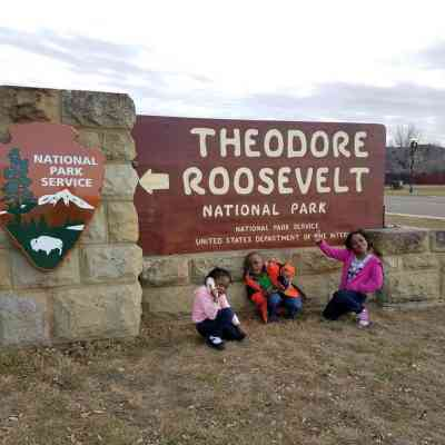 Find Your Park: Theodore Roosevelt National Park #TrippinWithMyDaddy