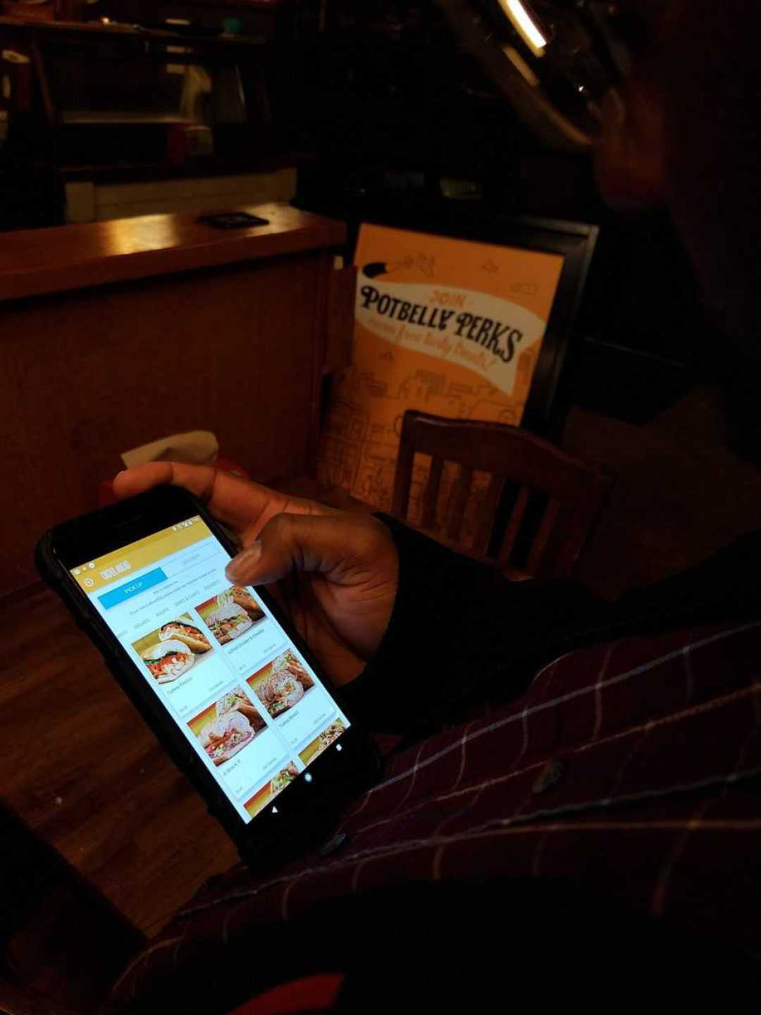 Potbelly Sandwich Shop Has a New App!