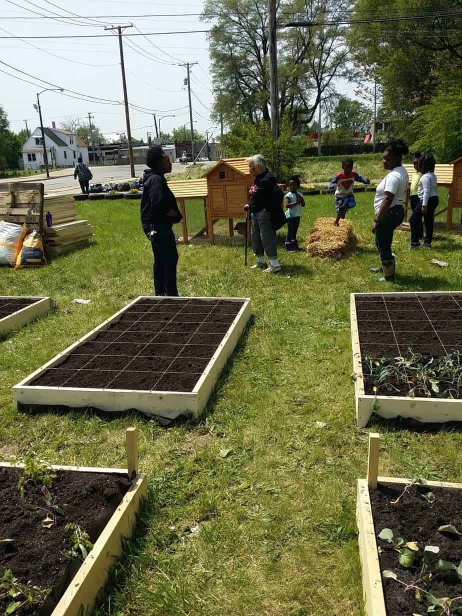 We Sow, We Grow Community Garden Initiative