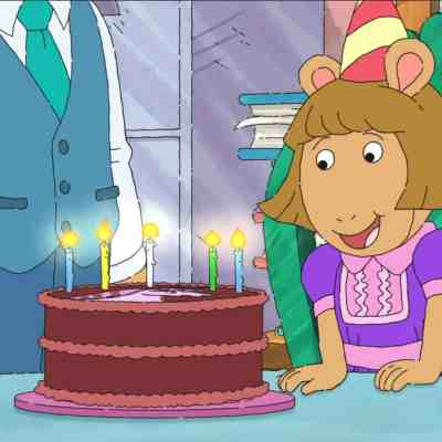 D.W. Read is Turning FIVE in New ARTHUR Special