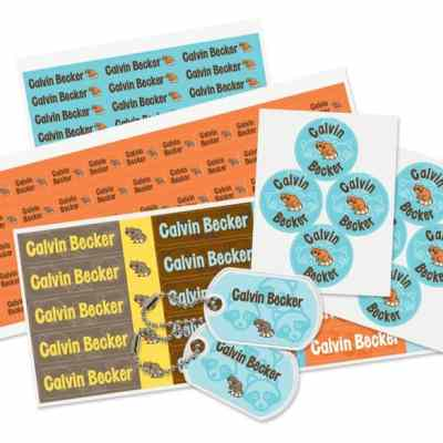 Get Camp Ready with Mabel's Labels {Giveaway} *CLOSED*