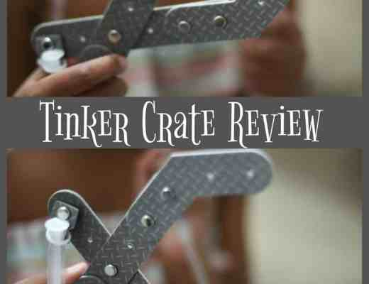 Tinker Crate Review