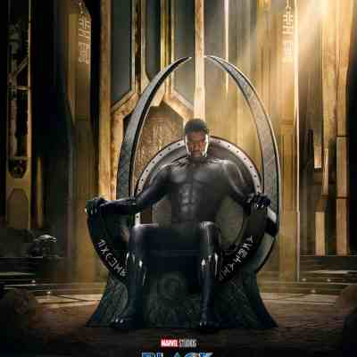 Black Panther Is Waiting for YOU! #BlackPanther