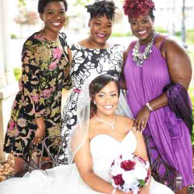 My Cousin Got Married and She Served Black Girl Magic