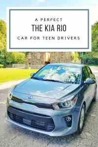 Kia Rio - A Car Perfect for Teen Drivers