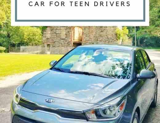 Kia Rio - A Car Perfect for Teen Drivers